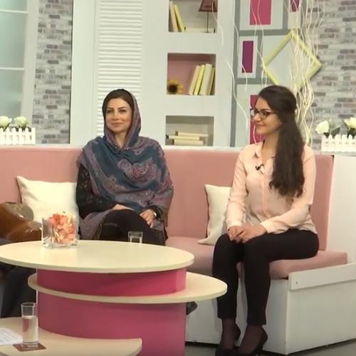 مصاحبه شادی وحیدی با شبکه ملی ارمنستان
