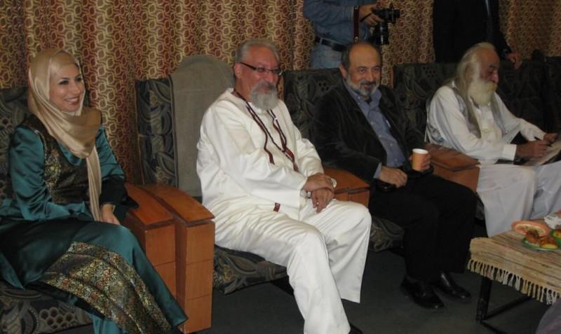 داریوش طلایی و محمدرضا لطفی